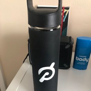 Peloton Glass Bottle